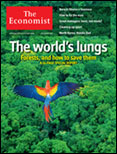 """""""The World's Lungs"""", The Economist"""