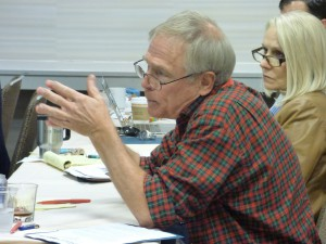 D. Reed Eckhart, Wyoming Tribune Eagle Executive Editor, attended the seminar.
