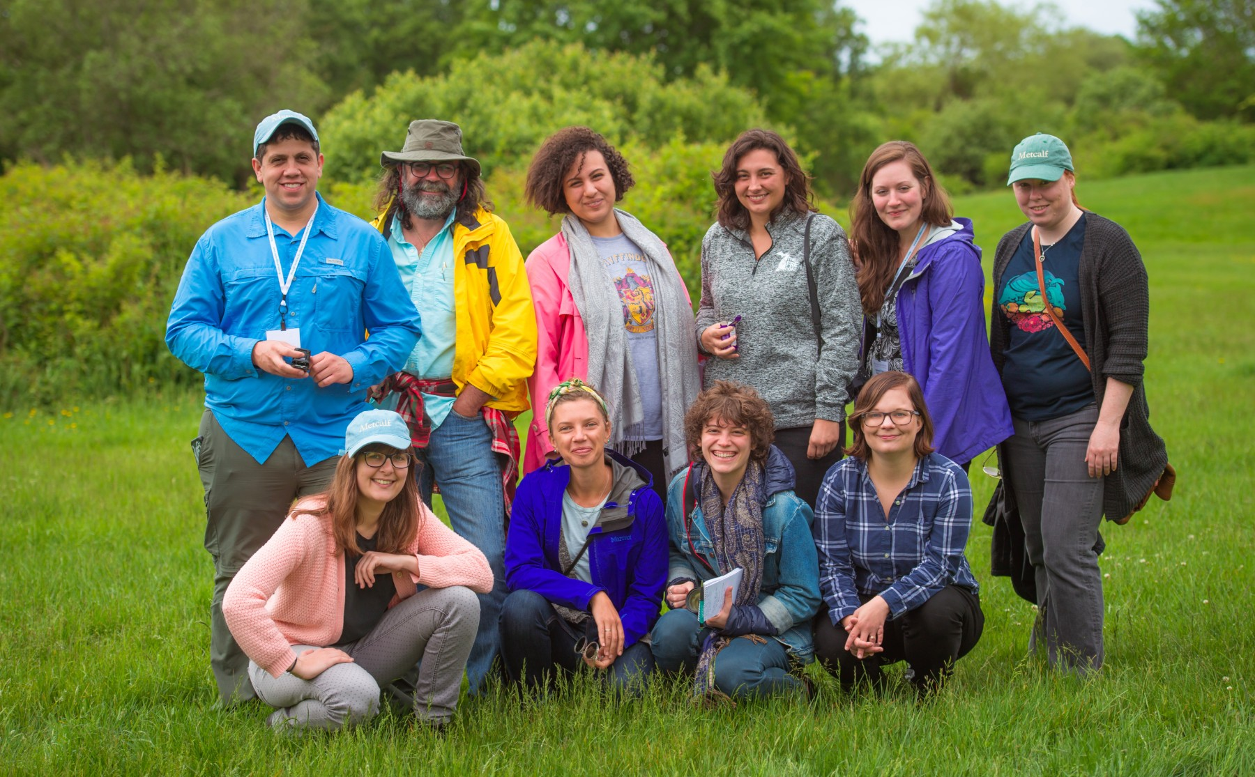 2017 Metcalf Institute Annual Science Immersion Workshop Fellows